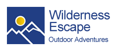 Wilderness Escape Outdoor Adventures logo